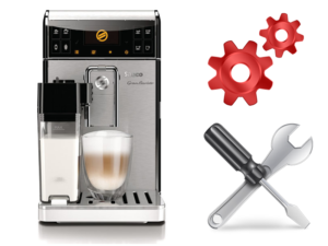 Стоимость услуг по ремонту и обслуживанию кофемашин